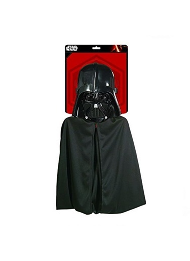 Star Wars Darth Vader Maske - Pelerin Set-Star Wars